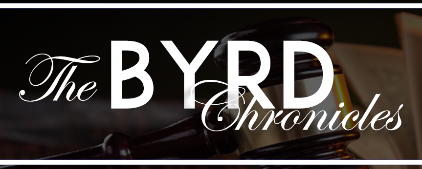 The Byrd Chronicles