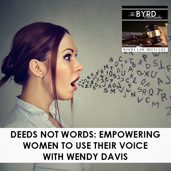 TBC 7 | Deeds Not Words