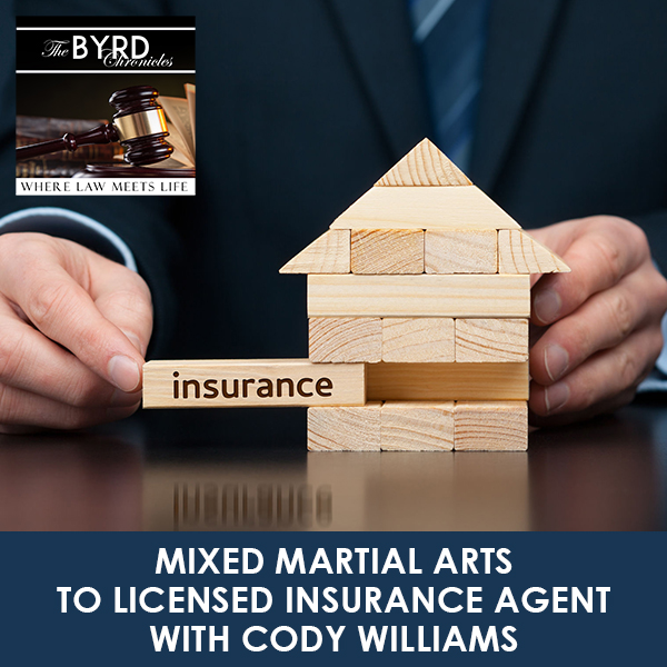 TBC 9 | Insurance Agent MMA Fighter
