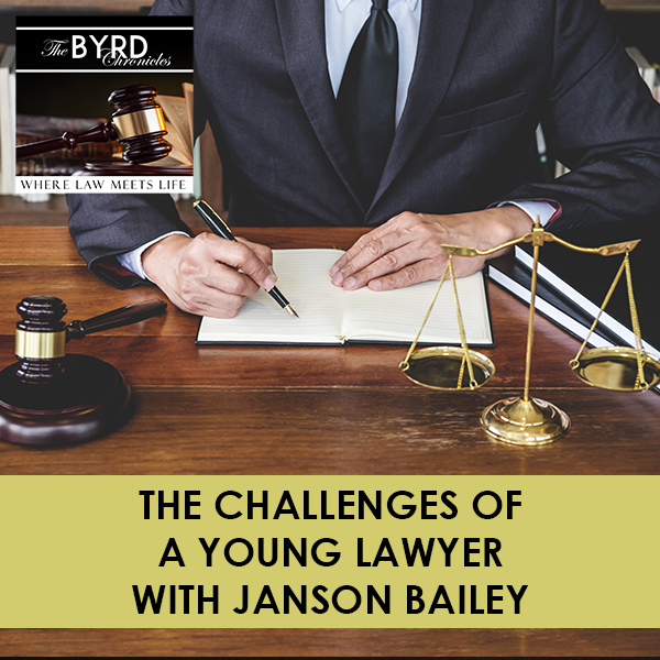 TBC 15 | Challenges Of A Lawyer
